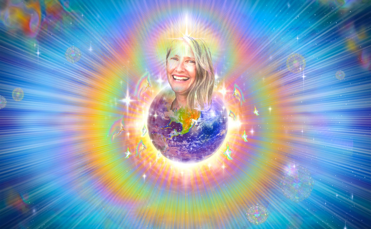 Ascended Master Bolon Ik: Earth Guardian Mother, Dreamspell's Divine Galactic Feminine, Triple Goddess of Solar Consciousness