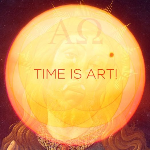 Time IS ARt Jesus