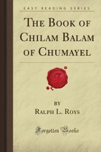 book-chilam-balam-chumayel-ralph-l-roys-paperback-cover-art