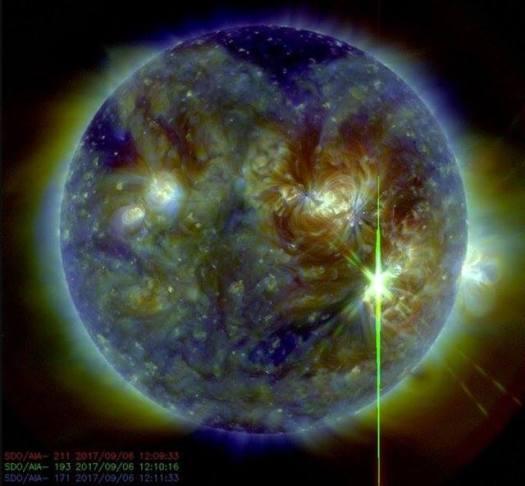 2017-9-6, 2-15 K106 SolarFlare