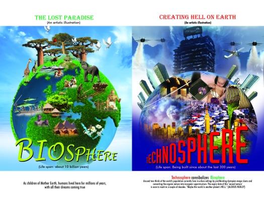 Biosphere-versus-Technosphere