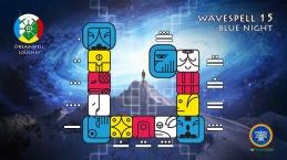 Dreamspell Wavespell 15 / Onda Encantada 15