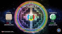 0.0 Hunab Ku - 29/02/2020