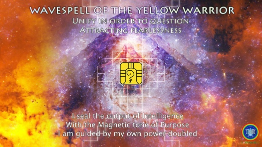 Warrior-Wavespell-Affirmation