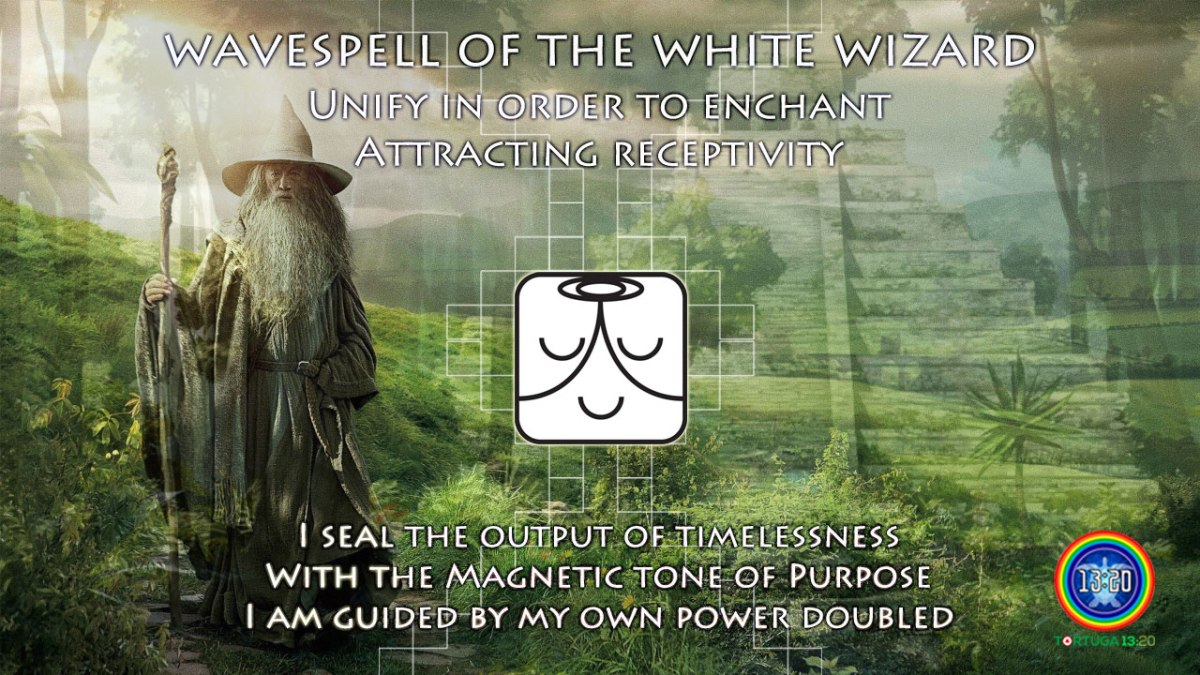 Dreamspell Journey ~ Wavespell 2 of the White Wizard ~ Power of Timelessness