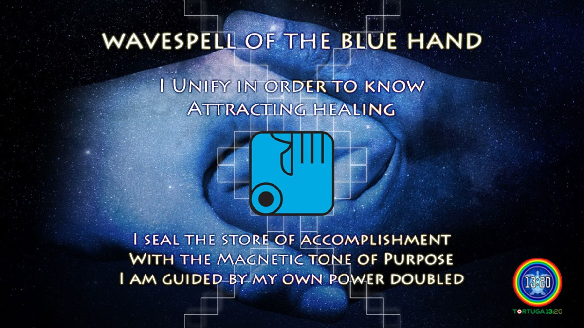 Wavespell 3 of the Blue Hand ~ Dreamspell Journey