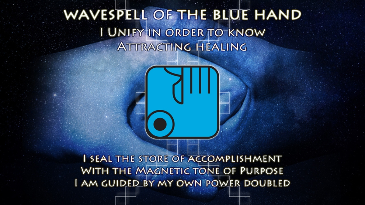 Dreamspell Journey Meditations ~ Wavespell 3 of the Blue Hand ~ Power of Accomplishment
