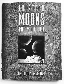13 Moons in Motion - Book Cover