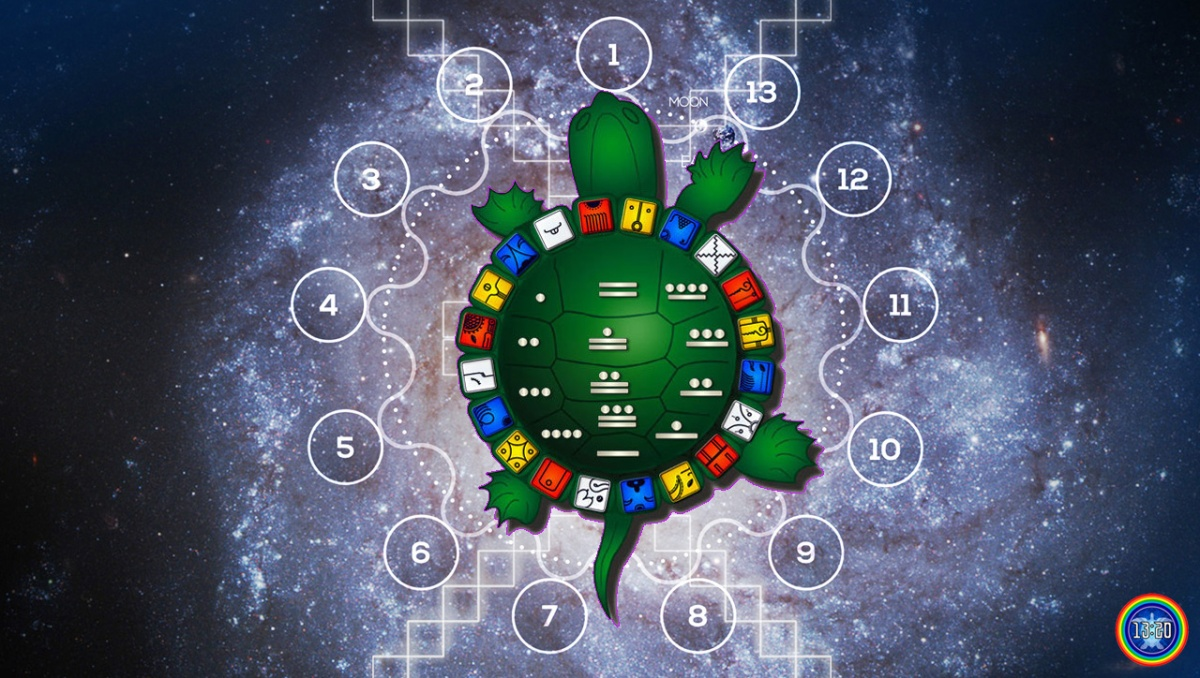 Turtle of the Thirteen Moons