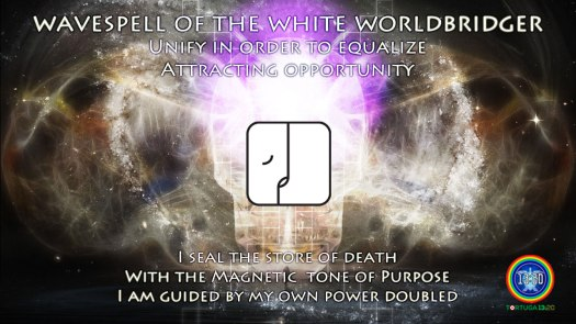 white-worldbridger-wavespell-affirmation