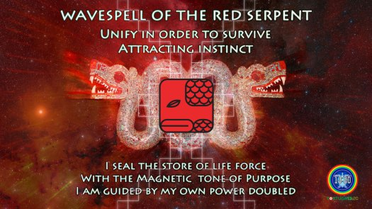 red-serpent-wavespell-affirmation