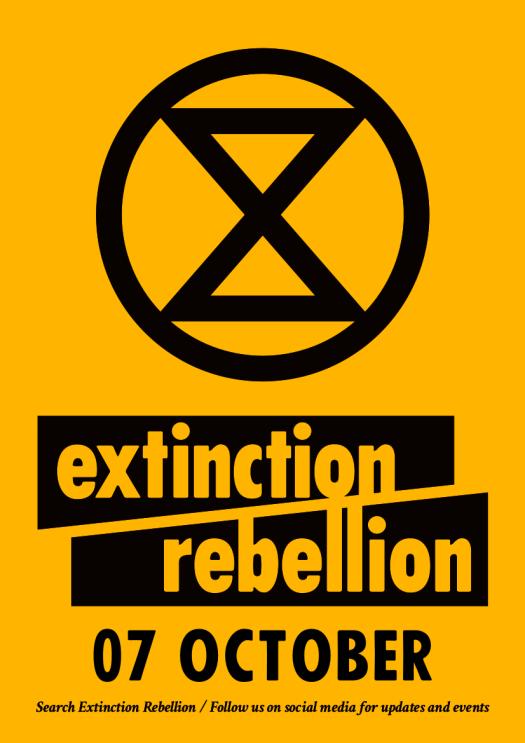 XtinctionRebellion