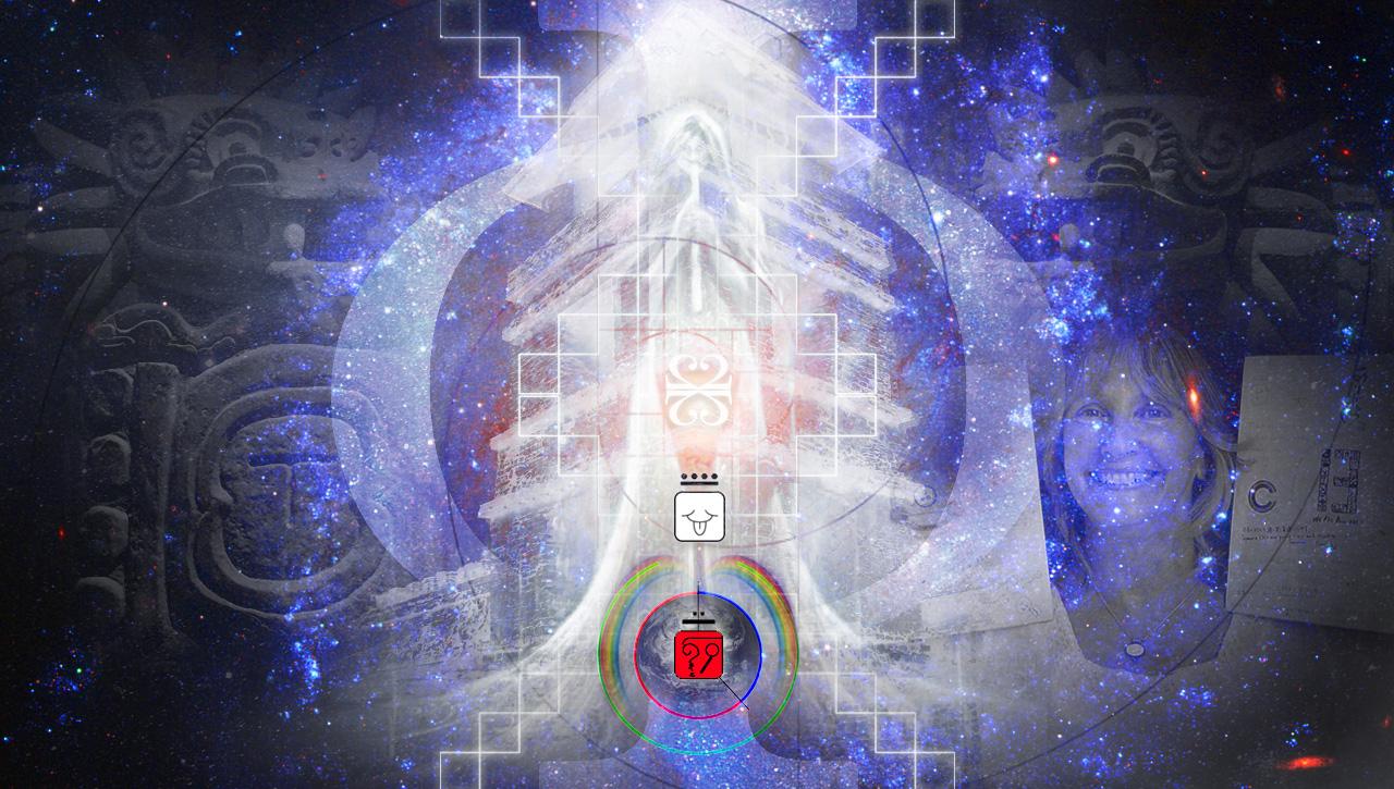 Noospheric Emergence pART VI: The Solar Moon of Golden Prophetic