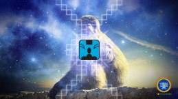 The Blue Monkey / El Mono Azul