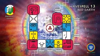 Dreamspell Wavespell 13 / Onda Encantada 13