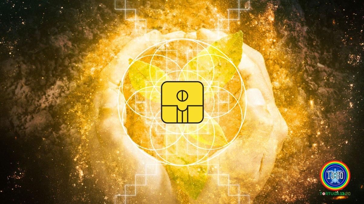 Onda Encantada 12 de la Semilla Amarilla ~ Dreamspell