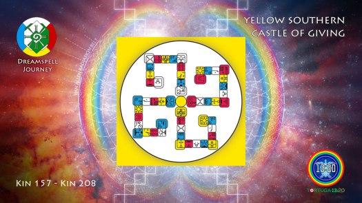 Yellow Southern Castle / Castillo Amarillo Sur