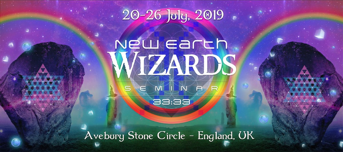 New Earth Wizards 33:33 Avebury