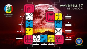 Dreamspell Wavespell 17 / Onda Encantada 17