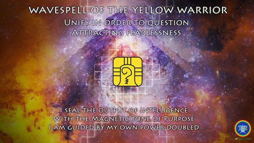 yellow-warrior-wavespell-affirmation