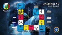Dreamspell Wavespell 19 / Onda Encantada 19