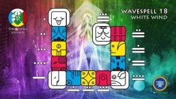 Dreamspell Wavespell 18 / Onda Encantada 18