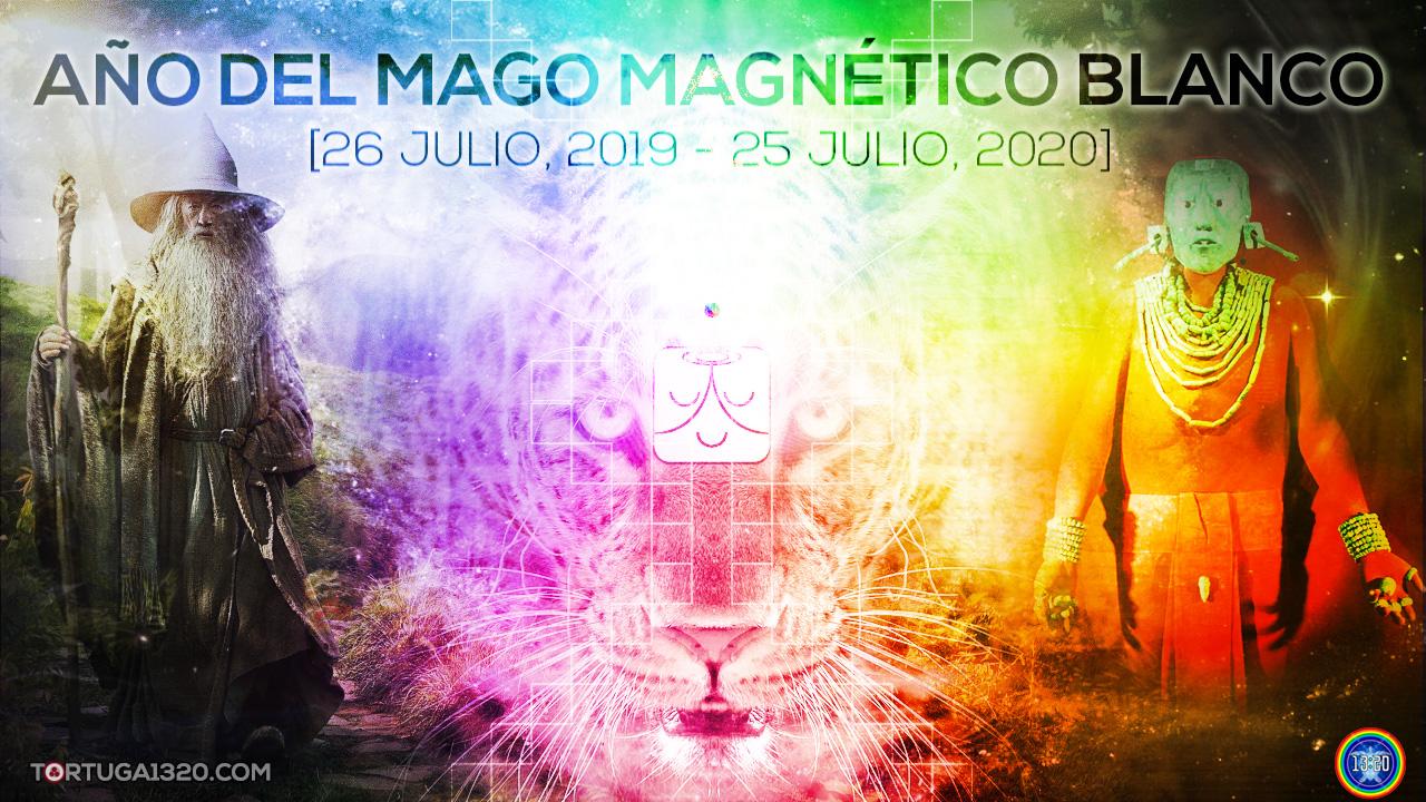 Año del Mago Magnético: Una Iniciación en las Dimensiones Superiores de la Atemporalidad.