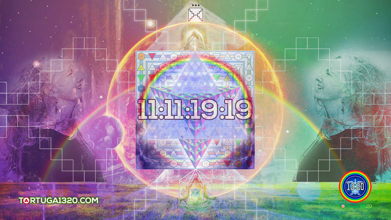 11:11:19:19 Crystal Hologram: The Solar Sequence of Ascension