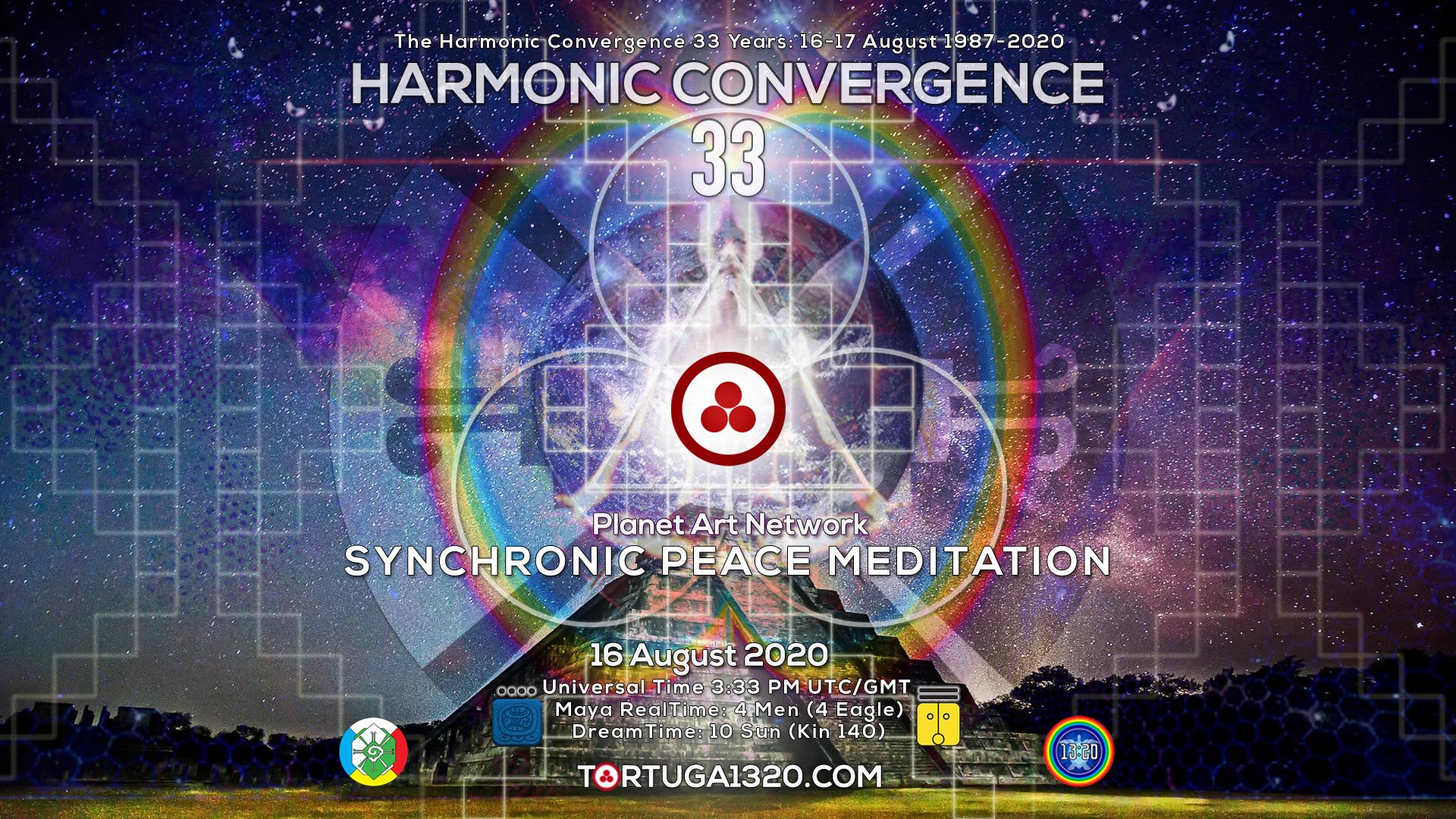 Invitation: Harmonic Convergence 33 / Convergencia Armónica 33