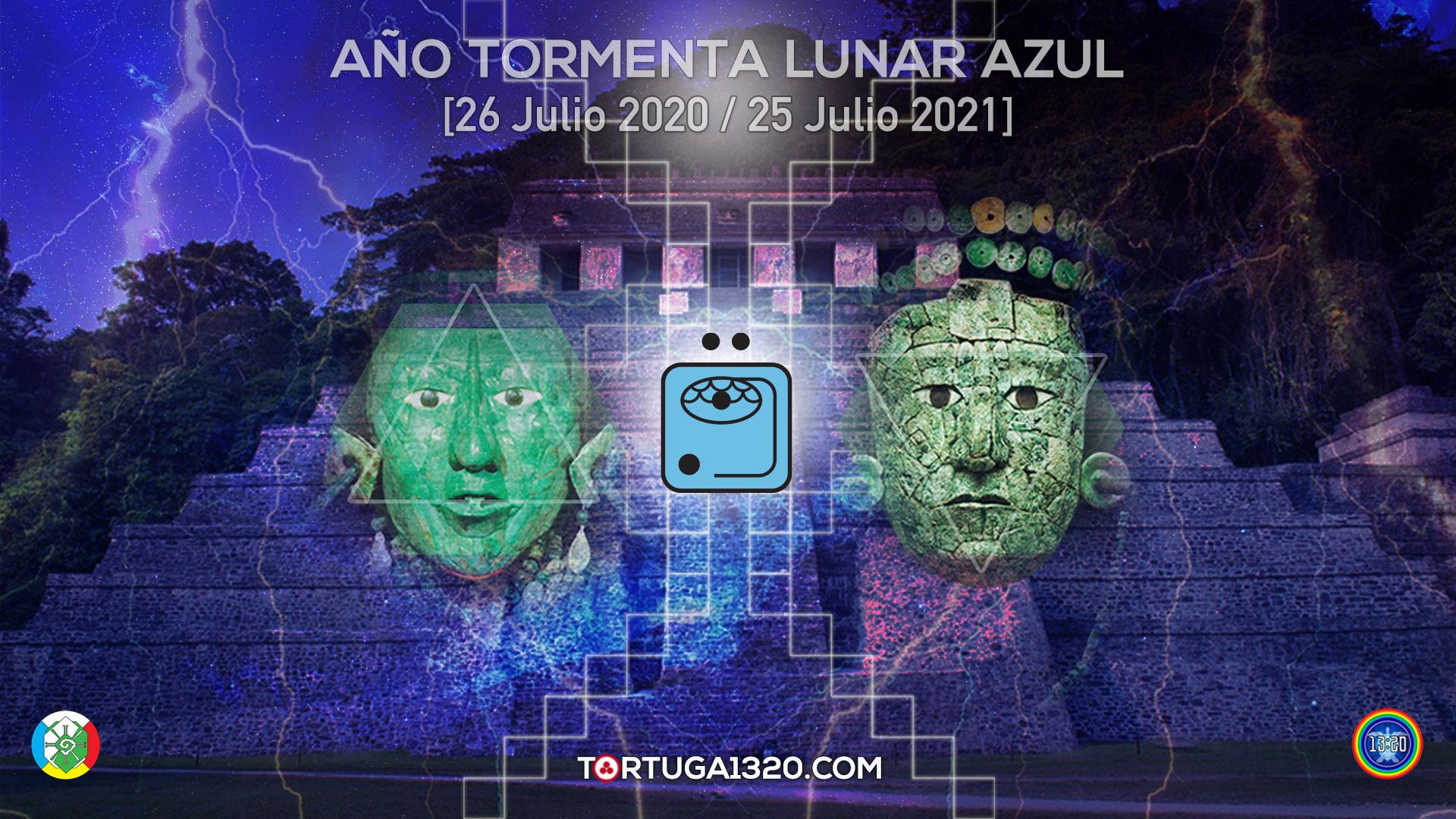 Año de la Tormenta Lunar: El Giro Transformacional de la Profecía Cristal
